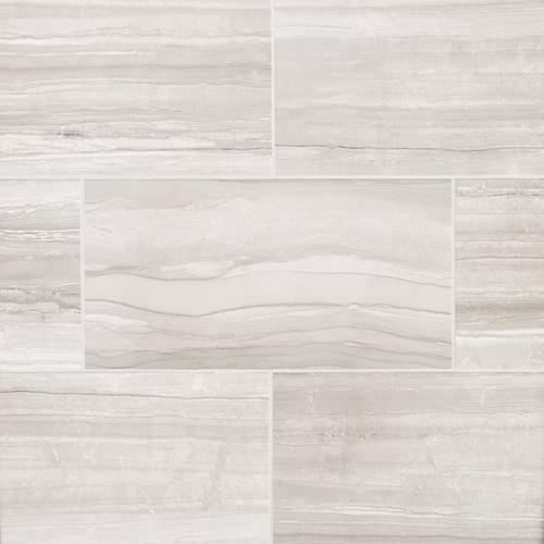 Coronado Gris High Gloss Ceramic Tile 12 X 24 100573401