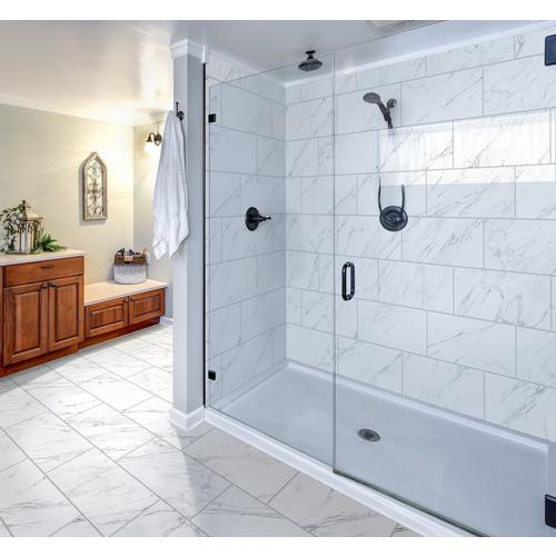 Crescendo White Porcelain Tile 12 X 24 100785351 Floor And Decor