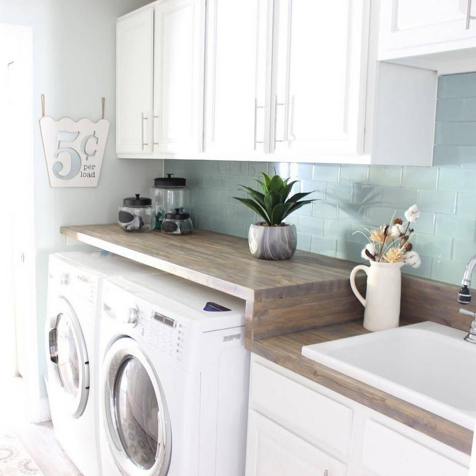 New & Now: Lively Laundry Rooms  Floor & Decor