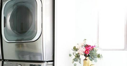 New & Now: Lively Laundry Rooms