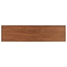 Shenandoah Red White Body Wood Plank Ceramic Tile
