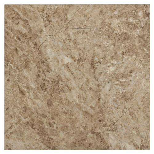 Cappuccino Brown Ceramic Tile - 18 x 18 - 911103862 | Floor and Decor