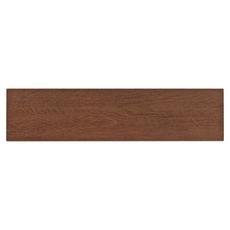 Adirondack Red White Body Wood Plank Ceramic Tile
