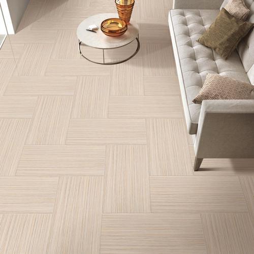 Tessuto Linen Beige White Body Ceramic Tile - 12 x 24 - 911400187 ...