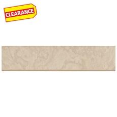 Clearance! Seville Ivory Porcelain Bullnose