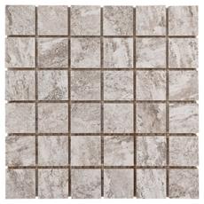 Stonehenge Iron Stone Porcelain Mosaic