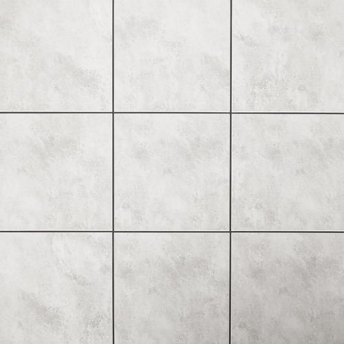Liberty White Porcelain Tile 12in x 12in 912163004 Floor