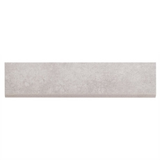 Vogue Warm Gray Porcelain Bullnose