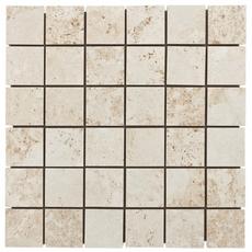 Monte Verino Bianco Porcelain Mosaic