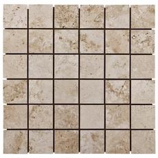 Monte Verino Beige Porcelain Mosaic