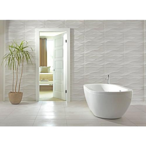 Idol Tear Gray Ceramic Tile 12 X 24 100192913 Floor And Decor