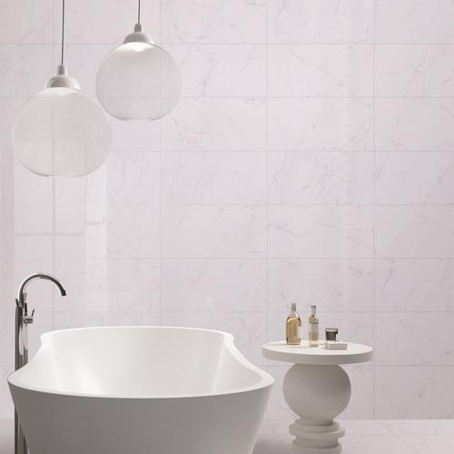 Carrara polished porcelain tile 12 x 24 912500311 floor and decor carrara polished porcelain tile click to zoom ppazfo