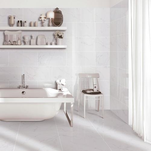 Carrara Polished Porcelain Tile X Floor And Decor - Carrara gris porcelain tile
