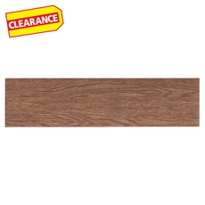 Clearance! Santa Rosa Hazelnut Wood Plank Porcelain Tile