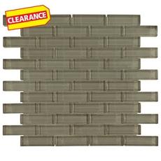 Clearance! Santa Clara Brick Glass Mosaic