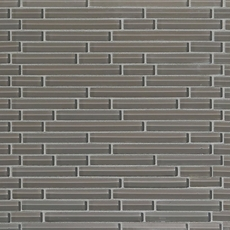 Pure Wool Shiny Stick Glass Mosaic
