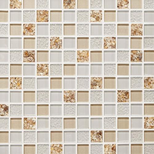 Vera Glass Mosaic - 12 x 12 - 913102505   Floor and Decor