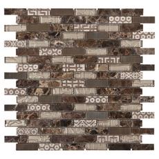 Laotuka Brick Glass Mosaic