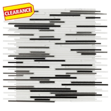 Clearance! Tomanivii Stick Glass Mosaic