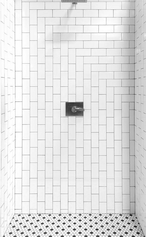 Bright White Ice Subway Ceramic Wall Tile 3 X 6 914100887
