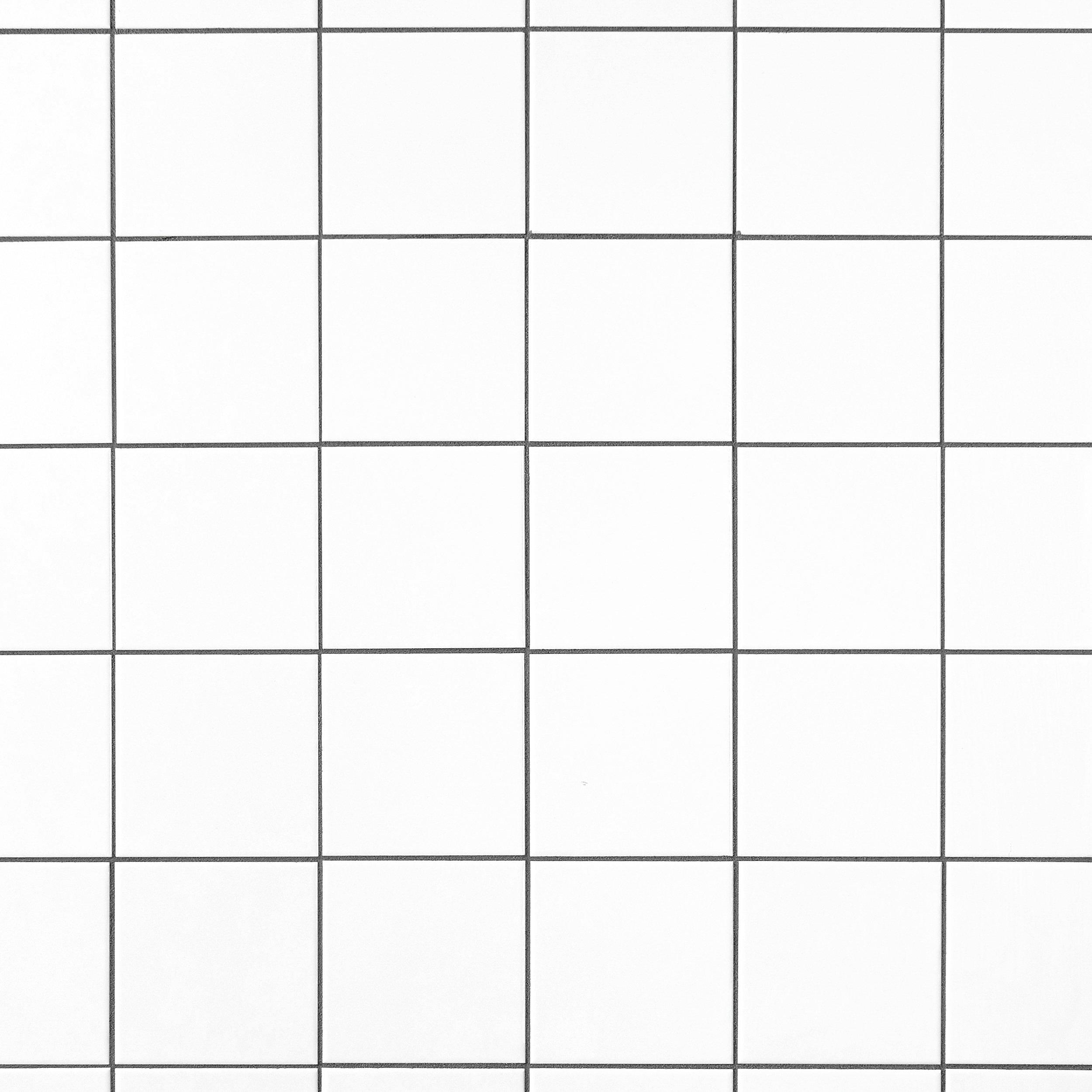 Bright White Ice Ceramic Wall Tile 6 x 6 914100889 Floor and
