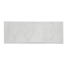 Boreal Marble Gris Ceramic Bullnose