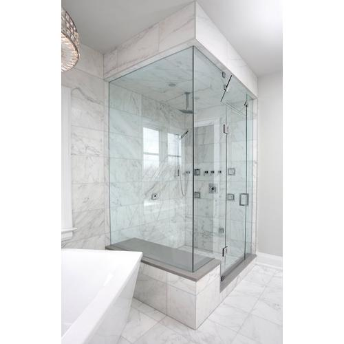 Carrara White Polished Marble Tile  Click to zoom. Carrara White Polished Marble Tile   12in  x 24in    921100409