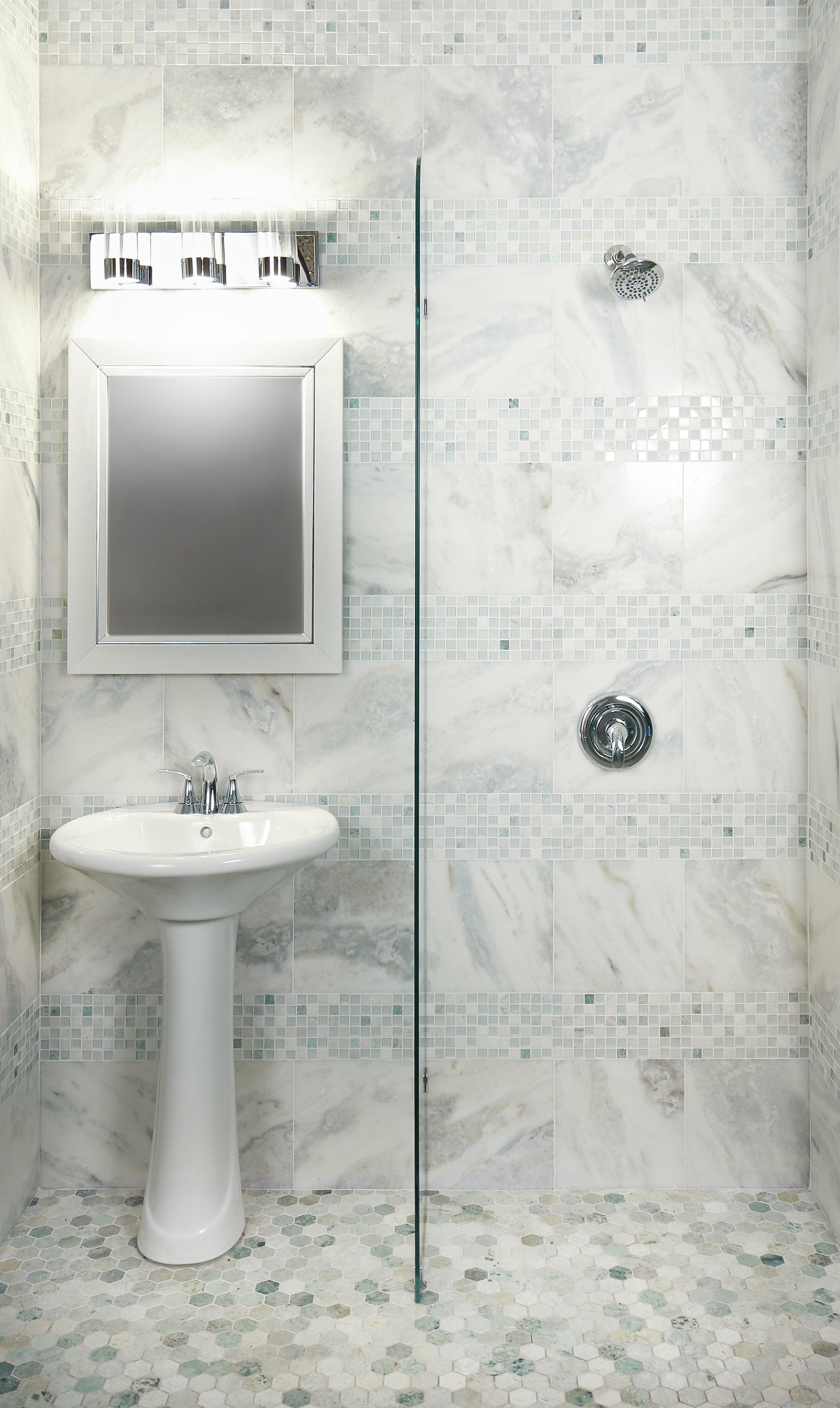... Marble Tile Bathroom Wall Room. View Details