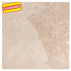 Clearance! Cappuccino Beige Premium Marble Tile