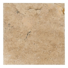 Antique Parma Brushed Unfilled Travertine Tile