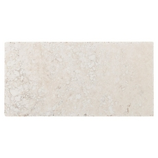 Savona Ivory Onyx Honed Travertine Tile