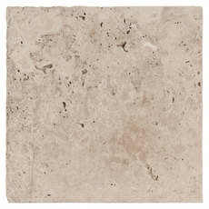 Riviera Light Beige Travertine Tile