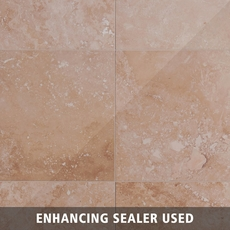Caria Light Travertine Tile