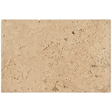 Mediterranean Rustic Brushed Unfilled Travertine Tile
