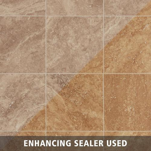 Caramelo Honed Travertine Tile 12 X 12 922101227 Floor And Decor