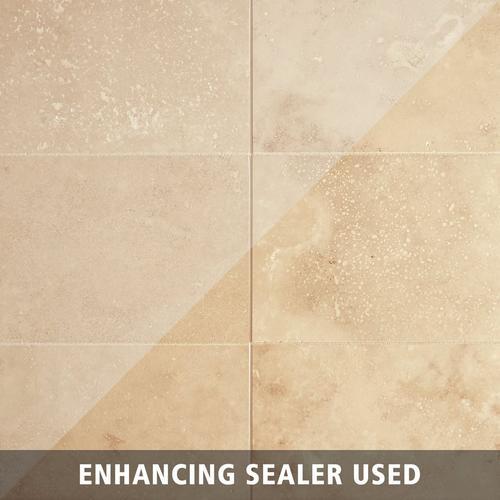 Durango Honed Travertine Tile 12 X 24 922101233 Floor And Decor