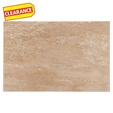 Clearance! Caramelo Travertine Tile