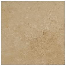 Perla Walnut Polished Travertine Tile