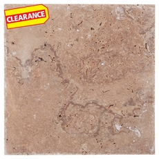 Clearance! Cafe Noce Travertine Tile