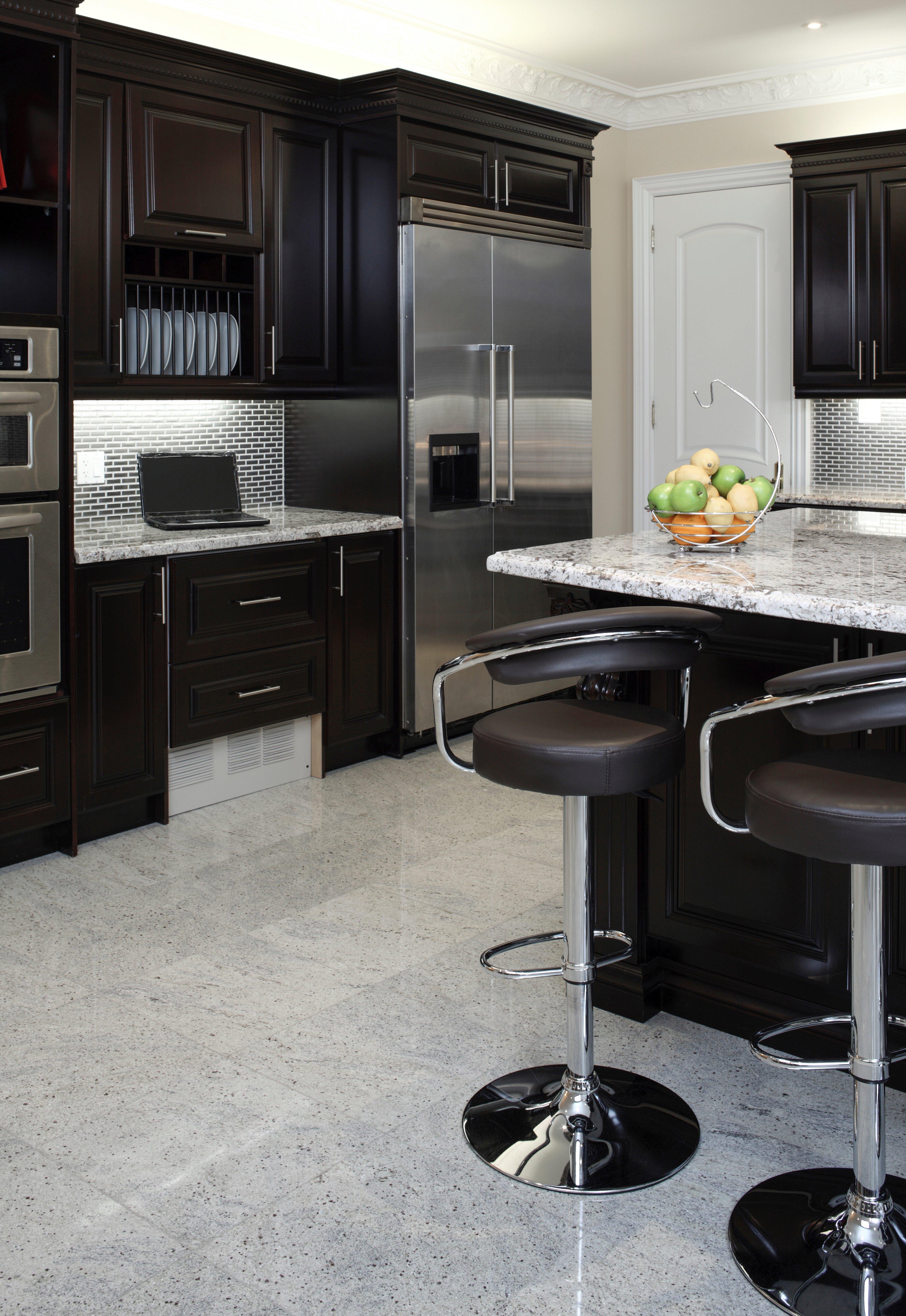 ... Luna Pearl Granite Tile. Click To Zoom