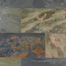 Multicolor Slate Tile
