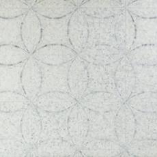 Soho Deco White Marble Mosaic
