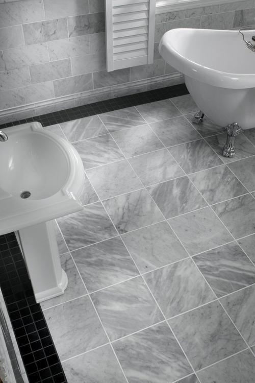 Absolute Black Granite Mosaic 12 x 12 931100265 Floor and Decor