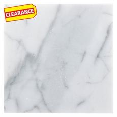 Clearance! Bianco Carrara Marble Tile