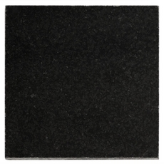 Absolute Black Polished Granite Tile