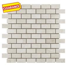 Clearance! Terra Nuova Brick Marble Mosaic