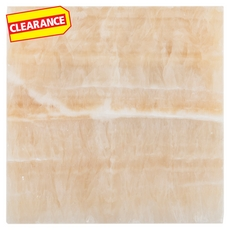 Clearance! Pineapple Onyx Polished Marble Tile