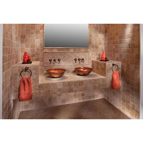 Noce Tumbled Travertine Tile X Floor And Decor - 6 inch travertine tile