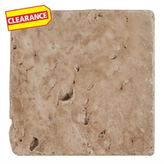 Clearance! Country Beige Travertine Tile