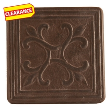 Clearance! Metallic Rust Resin Decorative Insert